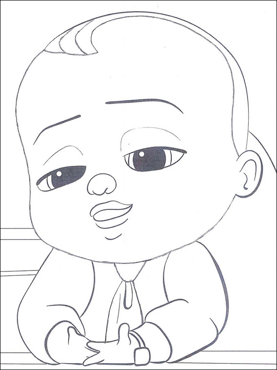 Jimbo Boss Baby Drawing Easy – Quotes of the Day