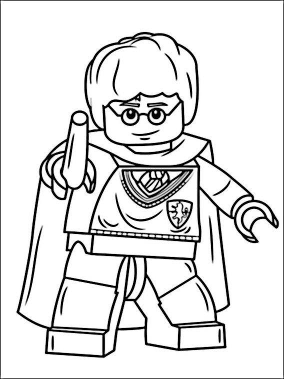 Lego Harry Potter 7