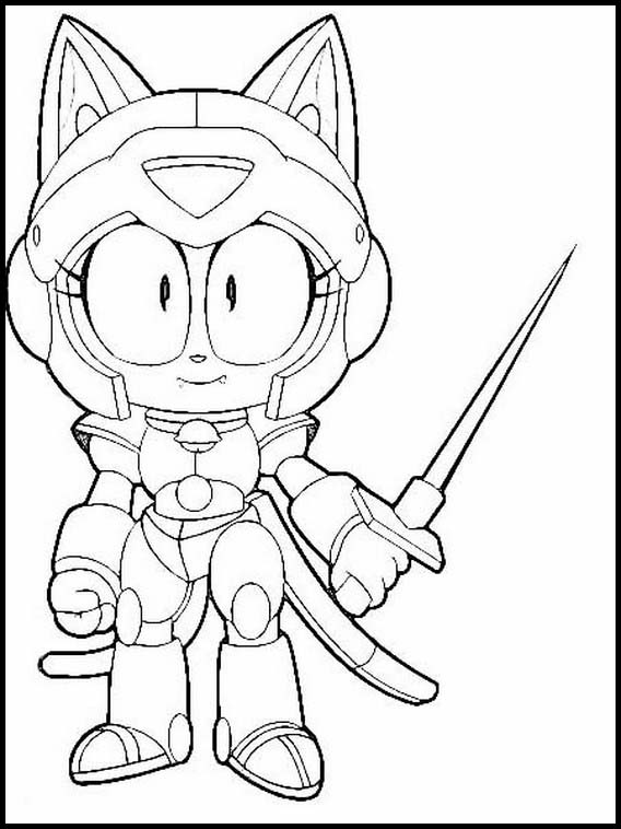 Samurai Pizza Cats 2