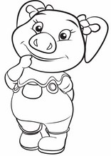 Jakers, Piggley Winks52