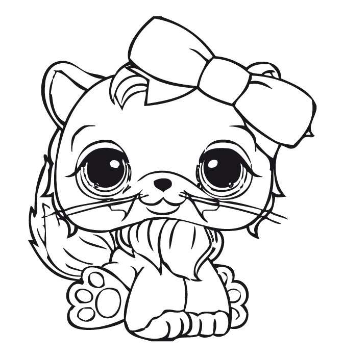 baby lps coloring pages - photo#6